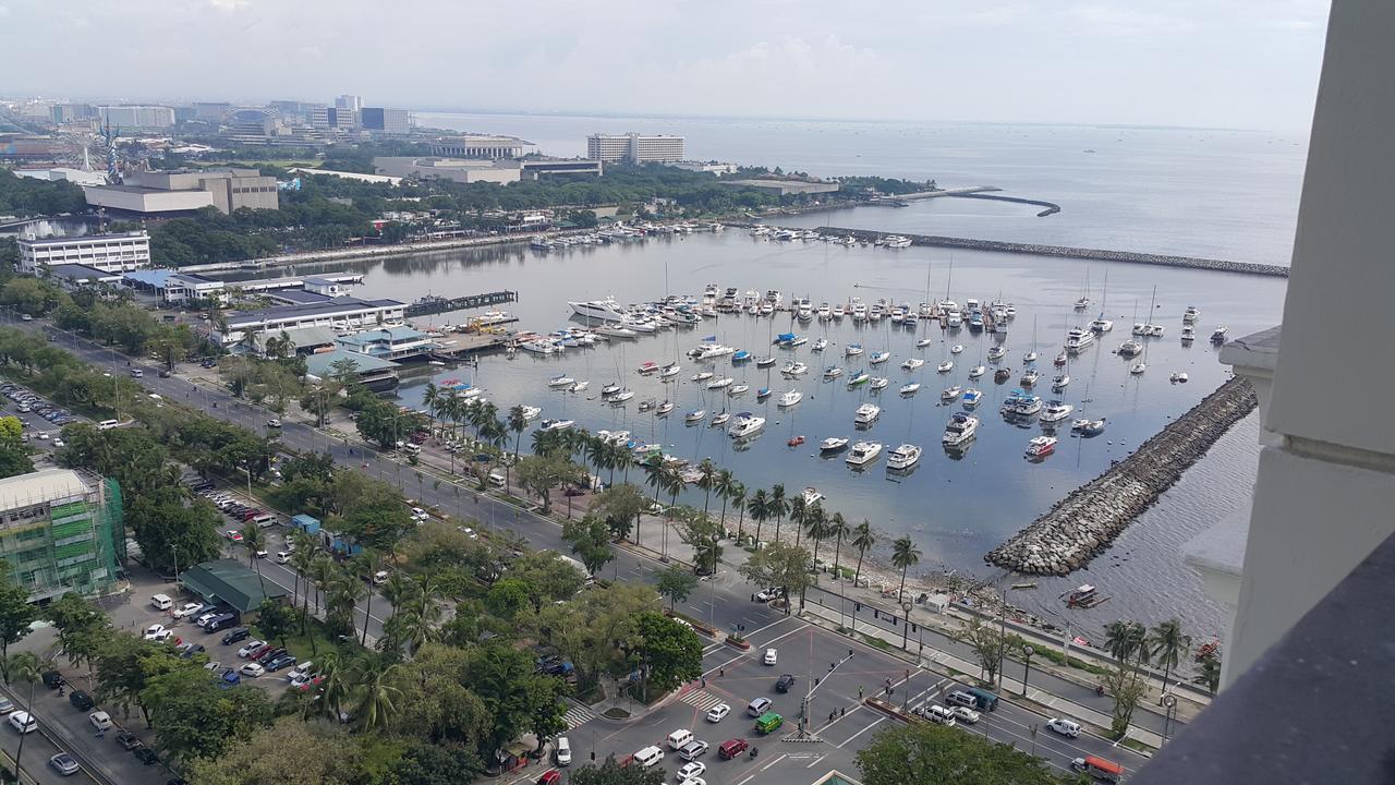 Amerikanischer Kühlschrank Admiral : Apartment admiral baysuites manila